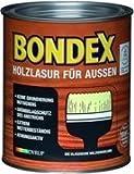 Bondex Holzlasur für Außen Farblos 0,75 l - 329676