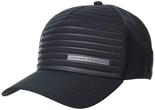 Under Armour Herren Men's Golf Pro Fit Cap Kappe, Schwarz, X-Large
