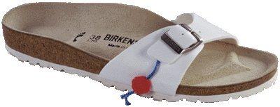 Birkenstock Original Madrid Birko Flor etroit (pour pied fin), 040733