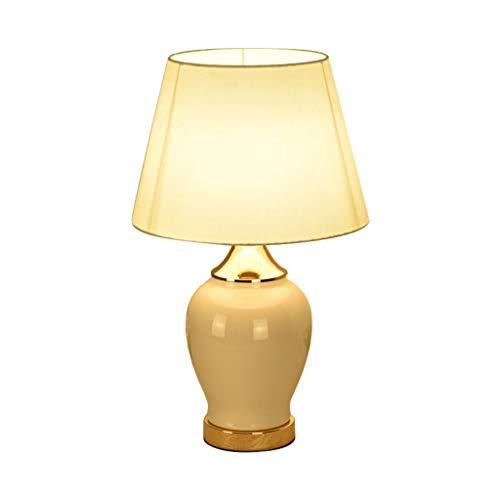 DS Lampes De Bureau Lampe de table - Lampe de table créative en céramique à poser au salon