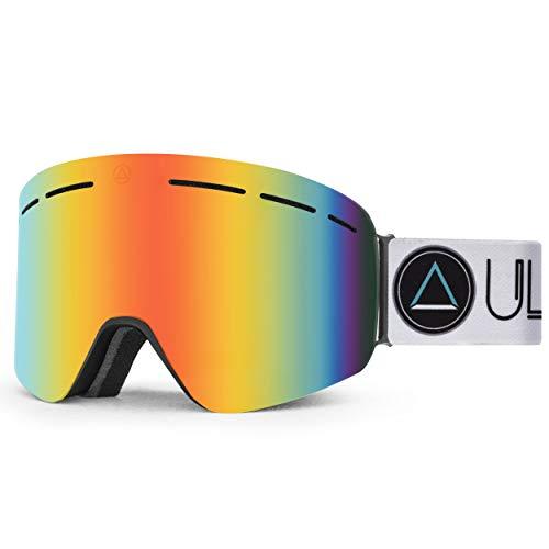 Uller Máscara Esquí Gafas Ski Snowboard Freeride