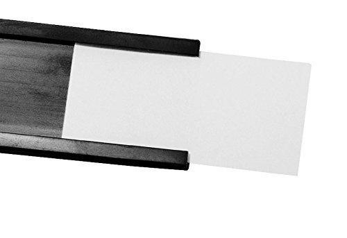 Holtz Folie und Etiketten für C-Profil 25mm