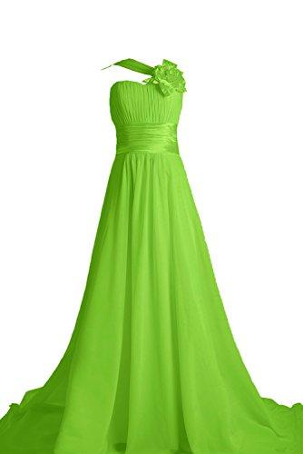 TOSKANA BRAUT - Robe - Trapèze - Femme Vert - Vert
