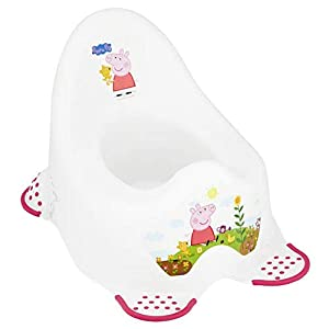 PeppaPigSteady Potty with Non Slip Feet - Peppa Pig 8
