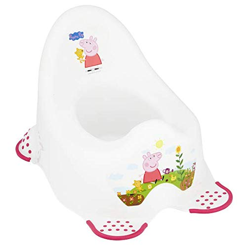 PeppaPigSteady Potty with Non Slip Feet - Peppa Pig 1