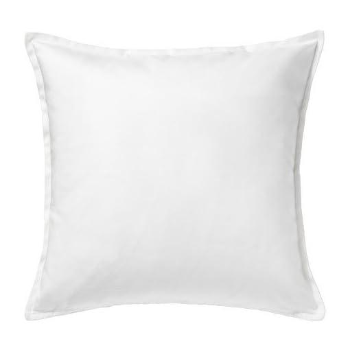 Cuscino Alla Francese Ikea.Ikea Gurli Fodera Per Cuscino Bianco 50 X 50 Cm Negozio Di