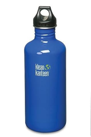 Klean Kanteen 559532 40 Oz boucle - bleu