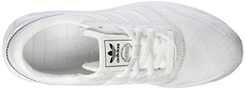 adidas Los Angeles, Scarpe Running Donna Bianco (Ftwr White/ftwr White/core Black)