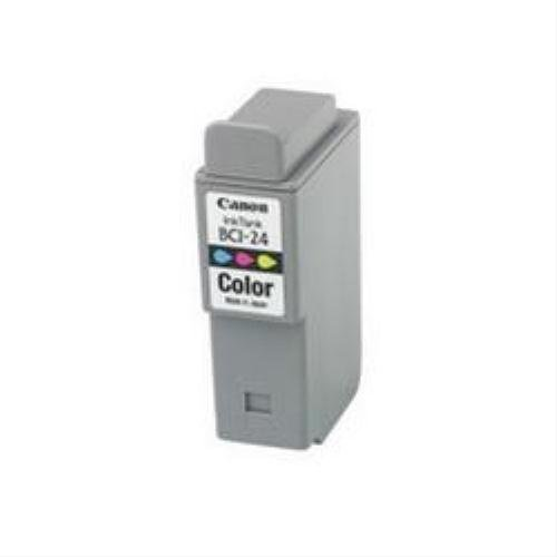 Canon Ink Color 15ml Pages 170 ( BCI-24C ), 6882A002AA (Pages 170 ( BCI-24C ))