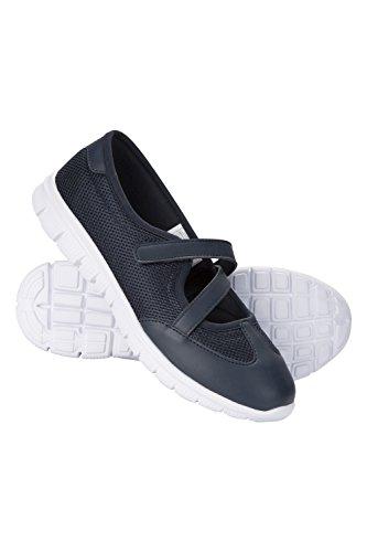 Mountain Warehouse Casual Womens Shoe Blu navy