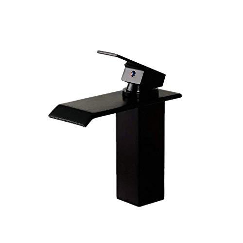 hne Wasserhahn Wasserhahn Amerikanischen Tisch Becken Einlochmontage Wasserhahn Heißen Und Kalten Wasser Drachen. ()