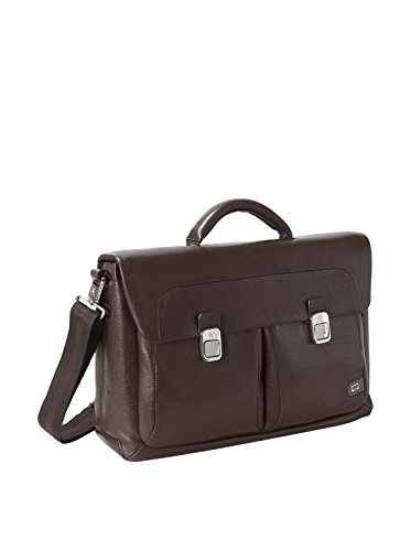 Nava Design Borsa Portadocumenti Avenue Marrone