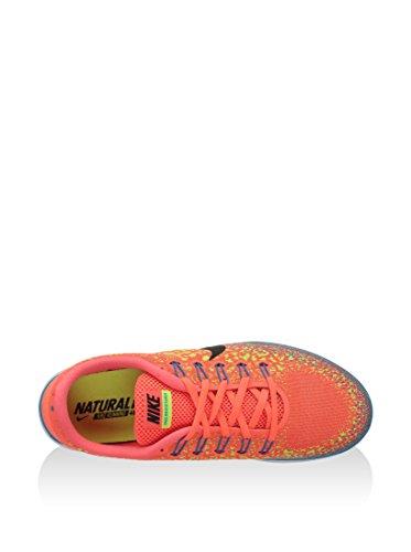 Nike Herren Free Rn Distance Laufschuhe Orange