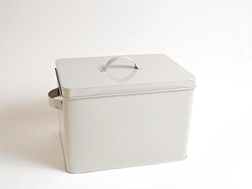 Große Dose–Ideal für Aufbewahrung von Wäsche, Küche, Utility, Schuppen oder Garten Artikel
