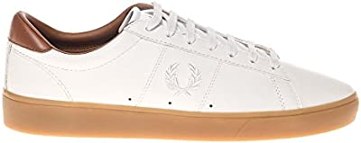 Fred Perry Spencer Tumbled Leather B1134100, Deportivas