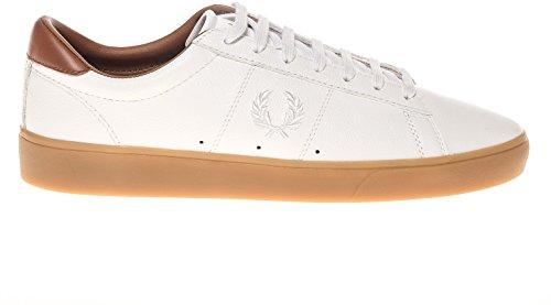 fred-perry-spencer-tumbled-leather-b1134100-deportivas-42-eu
