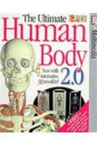 CD-ROM:  Ultimate Human Body  V2.0 (Windows)