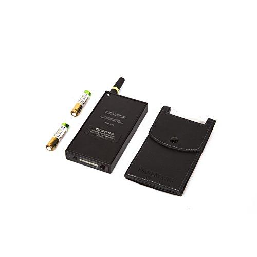 Detektor für Funk-Abhörgeräte und GPS-Ortungsgeräte Protect 1203