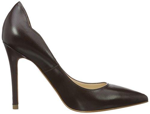 Evita Shoes Alina, Escarpins femme Braun (dunkelbraun 22)