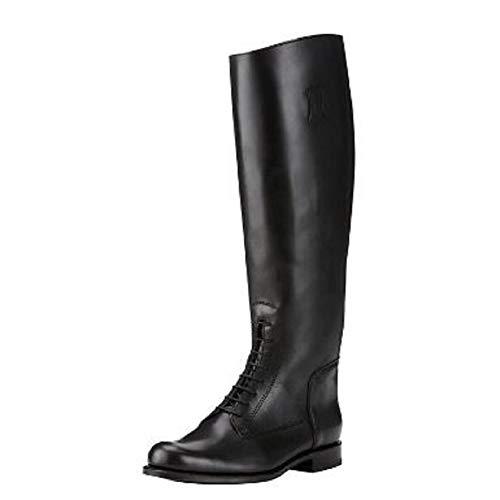 Ariat two24 Palencia Damen Reitstiefel Leder schwarz Tinte Schnürschuh, Damen, 10 Medium