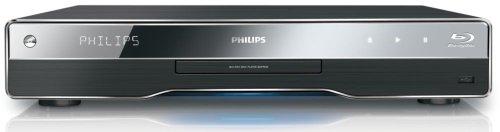 Philips 9000 series BDP9500/05 - Blu-Ray-Player (Silber, AVCHD, H.264, MKV, MPEG2, VC-1, WMV, AAC, MP3, WMA, BD Video, BD-ROM, BD-R/RE 2.0, DVD, DVD-Video, DVD+R/+RW, DVD-R/-RW, Video CD, CD, CD-R/CD-RW, USB f, 515 x 315 x 160 mm, 220-240 V, 50/60 Hz)