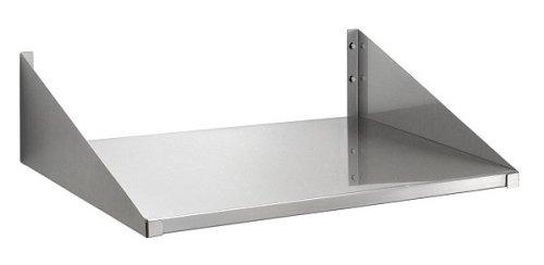 Bartscher Geräte-Wandbord 520x400 mm CNS - 174520