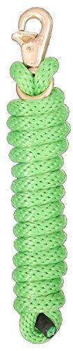 Tough 1 Poly Leine mit auswechselbarem Trigger BullSnap, neon Green, 8 1/2' -