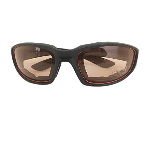 Plzlm Unisex polarisierte Brillen Fahrradbrillen Sonnenbrillen Sonnenbrillen Tactical Ski Sonnenbrillen Sport
