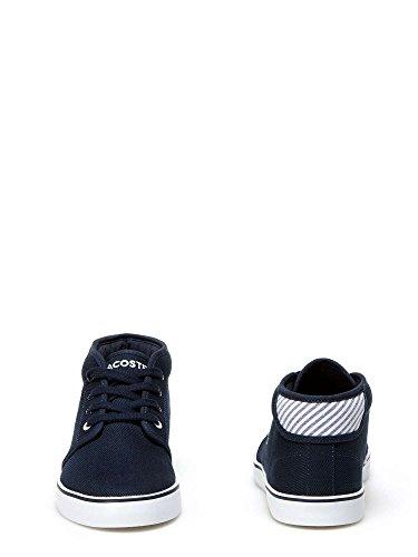 Lacoste 733CAJ1000 Sneakers Bambino Blu