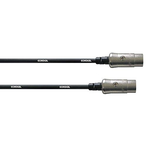 INTRO CFD 0,9 AA MIDI-Kabel, 0,9m schwarz