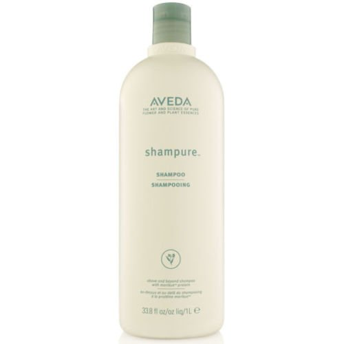 Intensive Hair-repair-therapie (Aveda – shampure Shampoo Supersize 1 Liter/1000 ml (Wert von € 52,00))