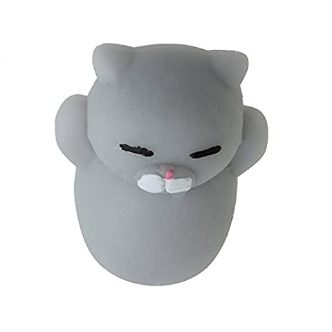SPECOOL Squeeze Cat Soft Cute Animal Stress Relief Toys Expression