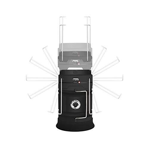 ZJY Super Bright Camping Lantern-Ultra Bright Taschenlampe und Notfall-2-In-1 Portable Lantern Taschenlampen Collapsible Ausrüstung mit Outages, Hurricanes, Storms, Night Fish
