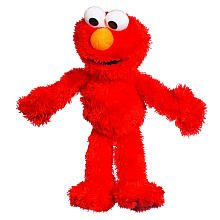 Sesame Street Mini Plush Elmo