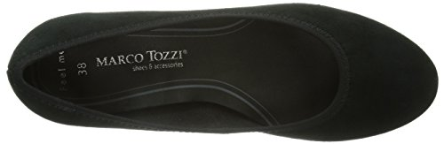 Marco Tozzi 22200, Scarpe col tacco Donna Nero (Schwarz (Black / 1))