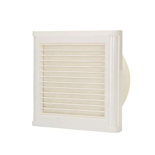 Lüfter Starker leiser Ventilator Fenstertyp Quadratischer Energiesparventilator Küchenbad Abluftventilator (Size : 200 * 200mm)