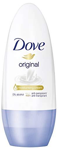 Dove Deo Roll-On Original Anti-Transpirant, 3er Pack (3x 50 ml)