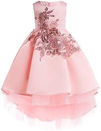 Suchergebnis Auf Amazon De Fur Blumenkinder Kleider Rosa Bekleidung