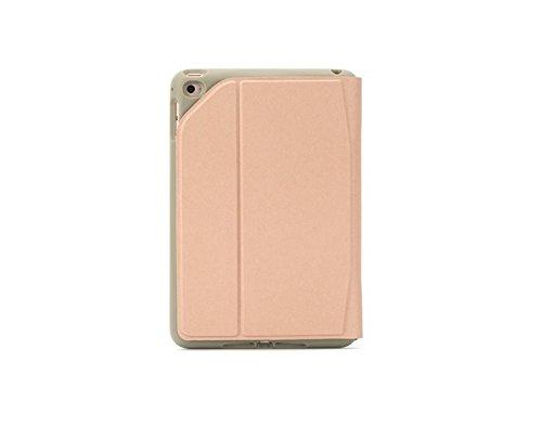 Griffin Survivor Journey Folio Hülle für Apple iPad mini 4 - Roségold (4 Case Griffin Survivor Ipad)