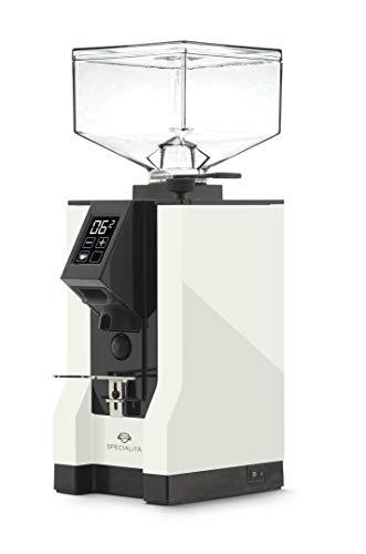 Eureka MIGNON SPECIALITA 55 Espressomühle * weiß/schwarz *Timer 1&2 Tassen* DELUXE