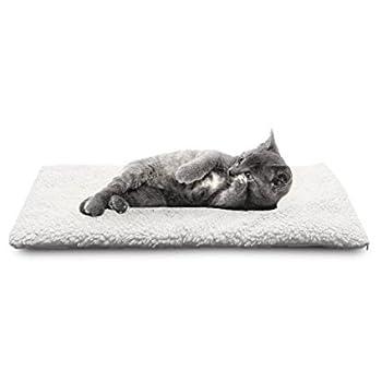 Komener Auto Chauffage Coussin Animaux de Compagnie Chien Chat Auto Chauffant Coussin de Couverture Chauffage Lavable Pet Cushion