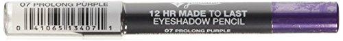 JORDANA 12 Hr Made To Last Eyeshadow Pencil - Prolong Purple