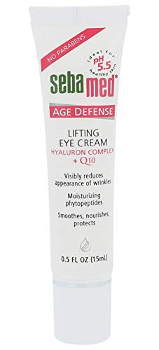Sebamed Anti-Aging Augencreme 15ml, 1er Pack (1 x 15 ml)