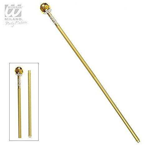 Preisvergleich Produktbild Widmann-WDM75725 Erwachsenenkostüm Unisex,  goldfarben,  WDM75725