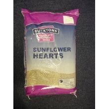 Cranswick Pet Produc - Foods - Buckton Sunflower Hearts 20kg