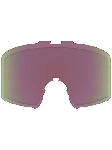 Oakley Line untergraben Ersatz-Display Skibrille Unisex Erwachsene, Prizm Hi Pink Iridium
