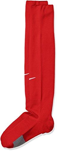 Nike Herren Fußball Stutzen Park IV, university red/white, M, 507815-657