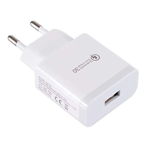 Motorola Droid Auto (JENOR EU Quick Charge 3.0 Schnelles USB-Ladegerät Netzteil Für IPhone Für Samsung Xiaomi Huawei Handy Tablet)