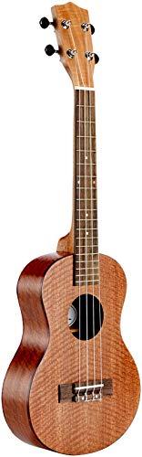 MSA UK-026-TS Zupfinstrument Braun