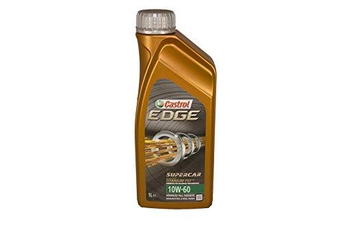 Olio motore auto Castrol Edge Titanium FST Supercar 10W60 - 1 Litro
